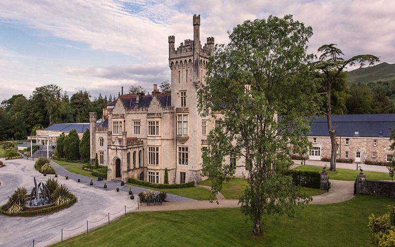 Escape the Stress of the Season at Lough Eske Castle