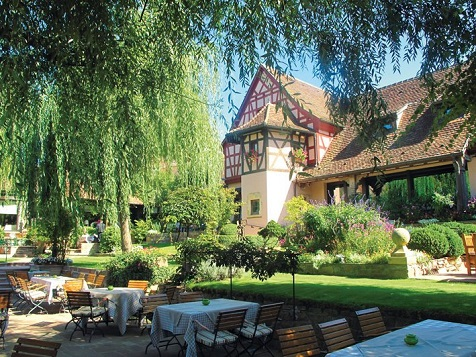 Auberge De L'ill Alsace Maintains Its' Place in Michelin History
