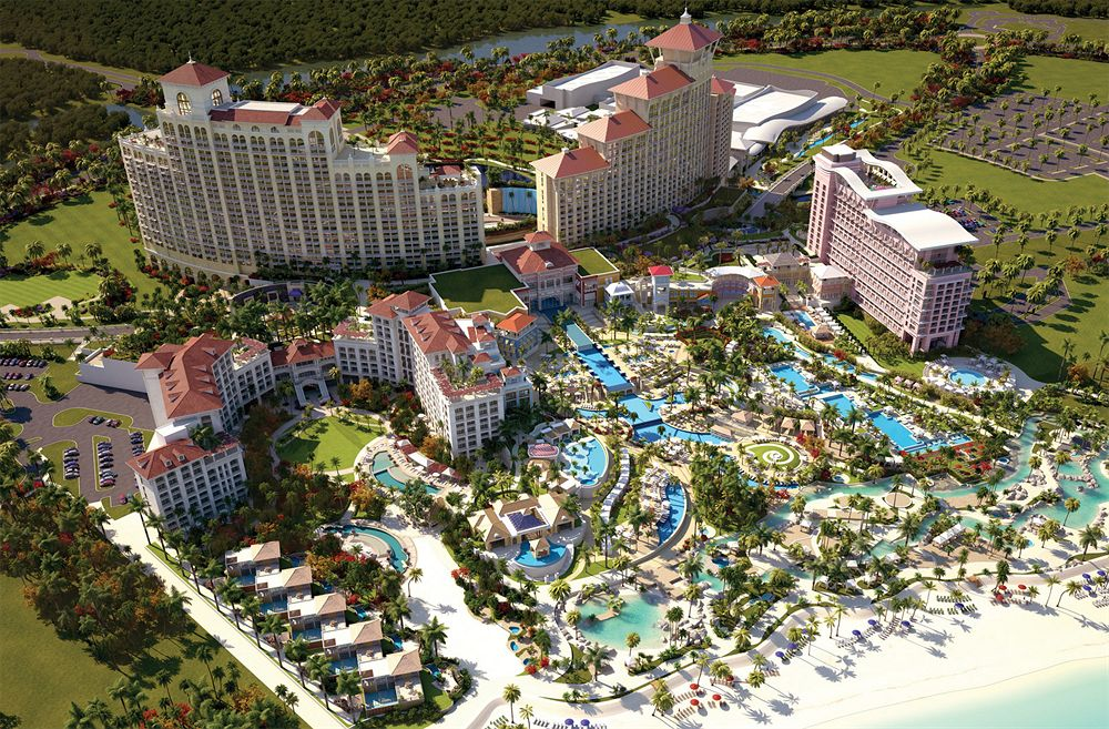Grand Hyatt Baha Mar Grand Opening in April
