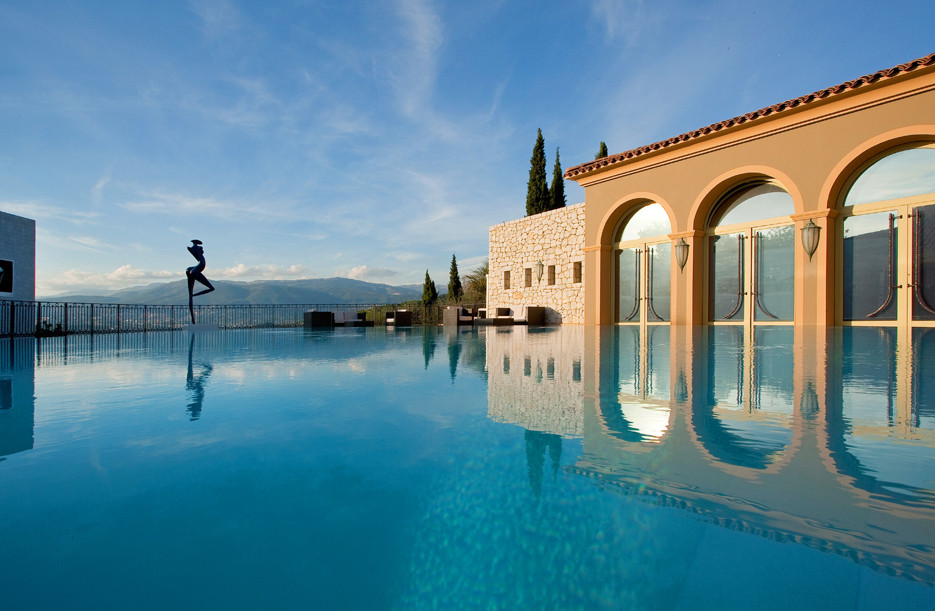 Restore Complete Calm at Le Mas Candille in Mougins