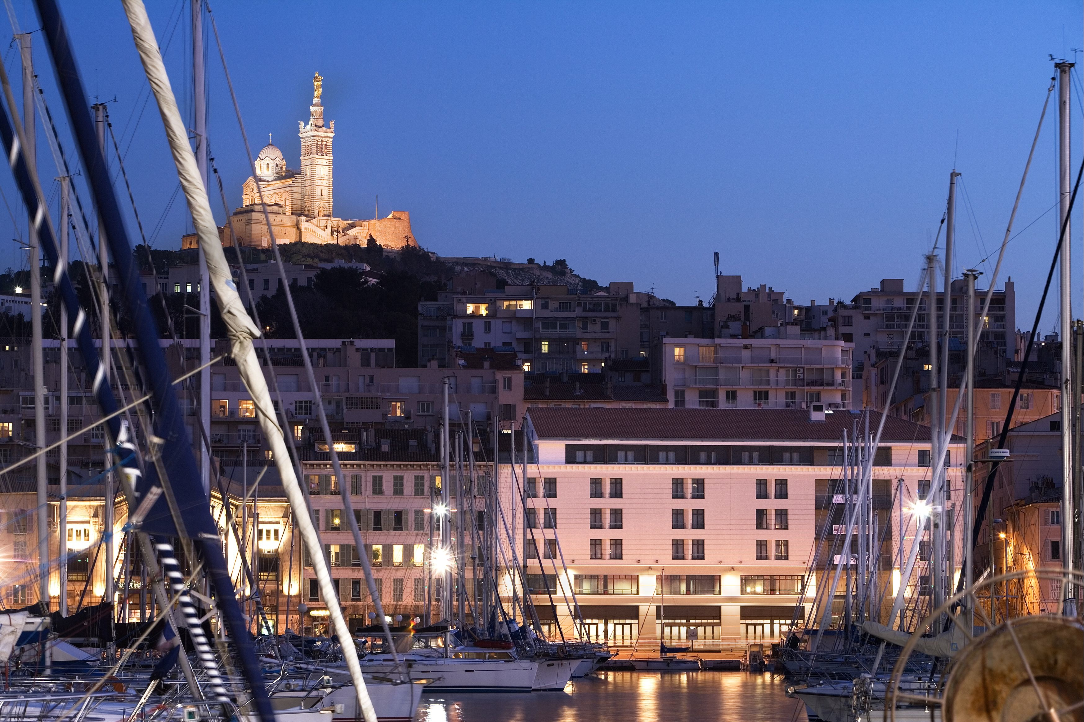 Navigate a Weekend in Provence From Marseille