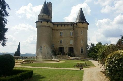 Explore Exquisite Senses at Château de Mercuès